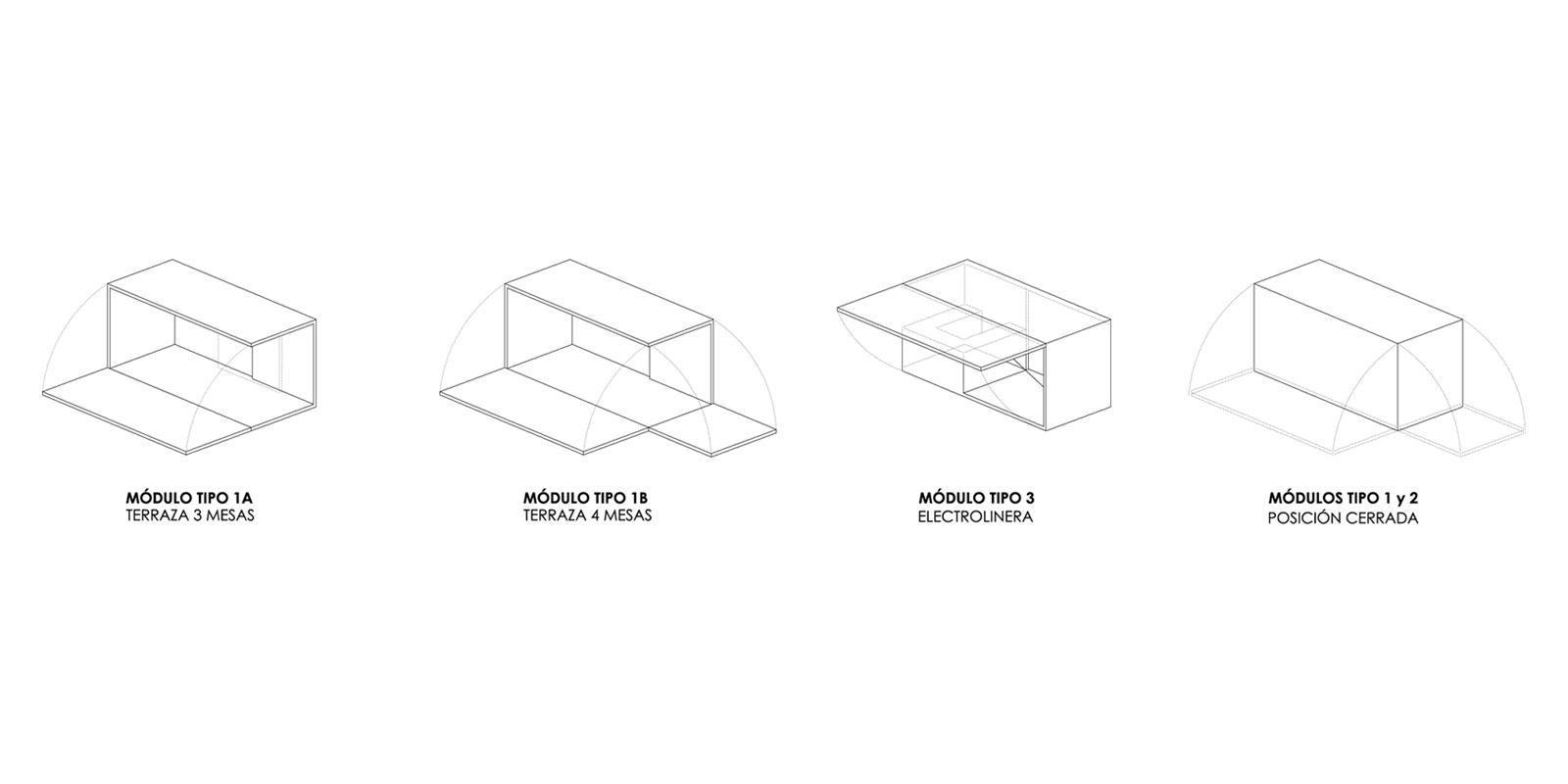 modulos plaza2