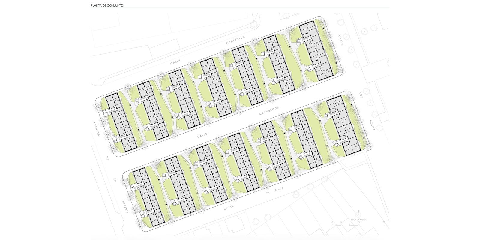 viviendas plano 1